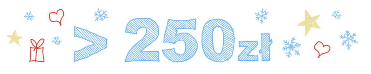 t od 250