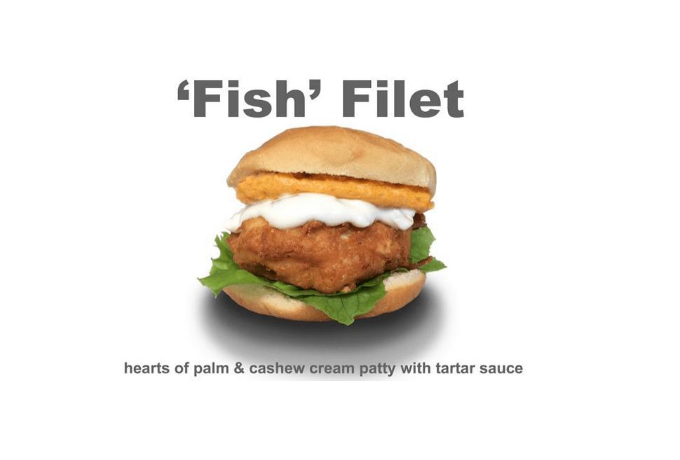 fish vegan