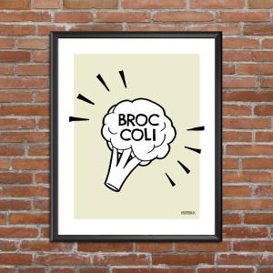 BROCCOLI YELLOW